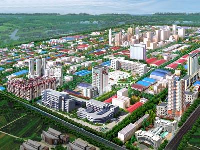 宁河贸易开发区规划图